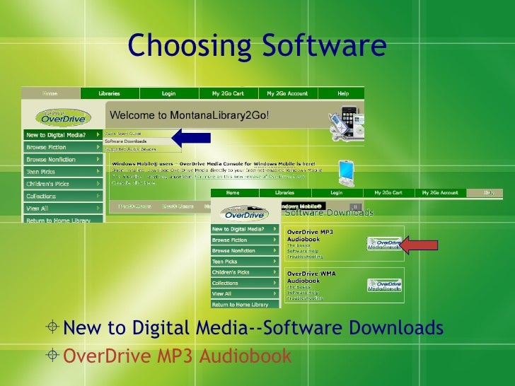 what is library application software