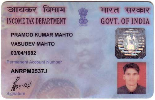 pan card online application for foreign nationals