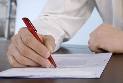 tips on filling out a job application