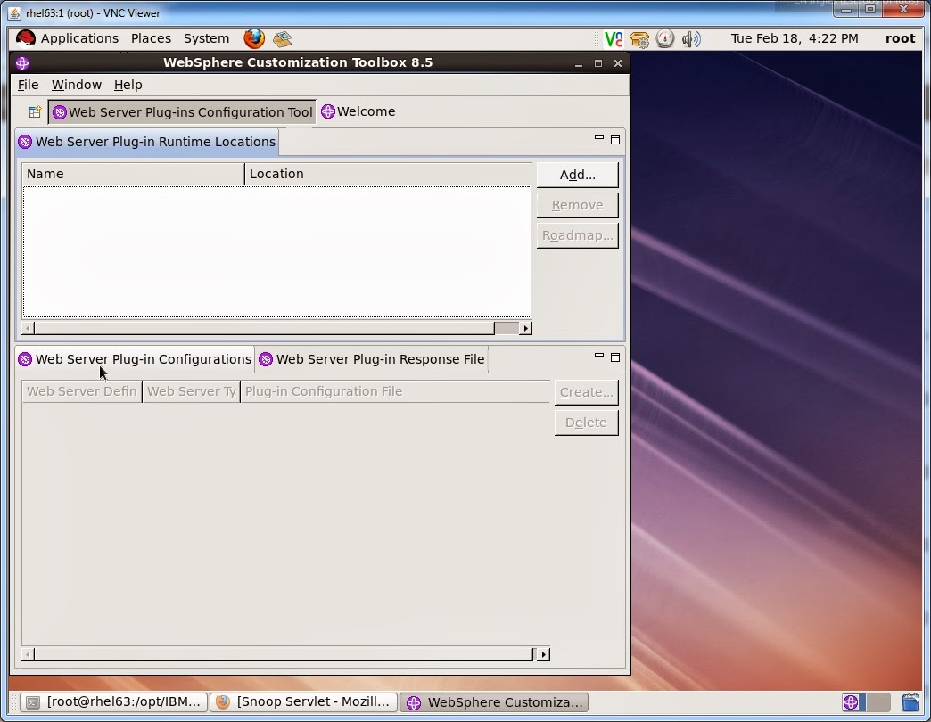 how to check if websphere application server is installed