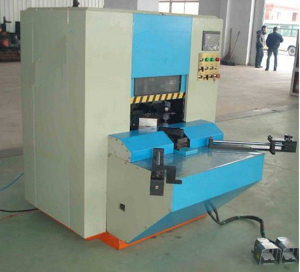 application of metal forming process