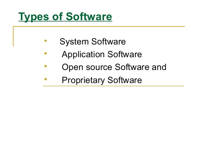 introduction to computer and application