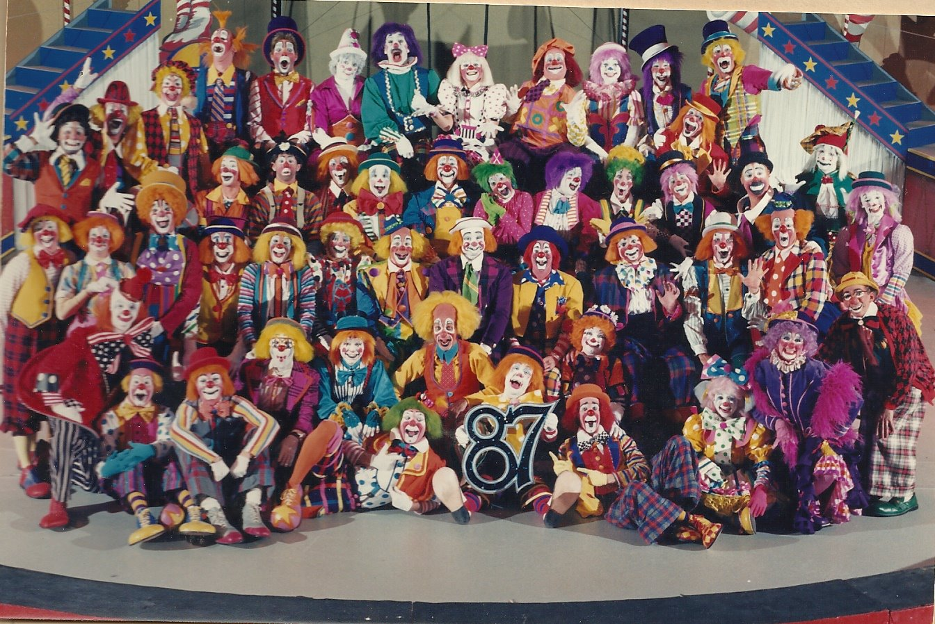 ringling brothers clown college application