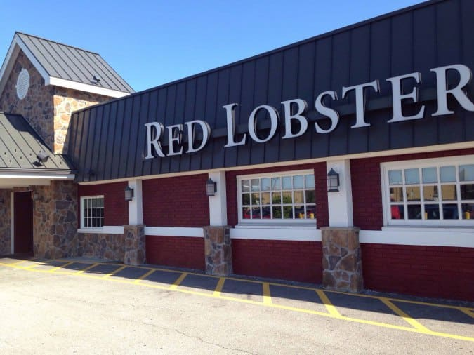 red lobster application sign in