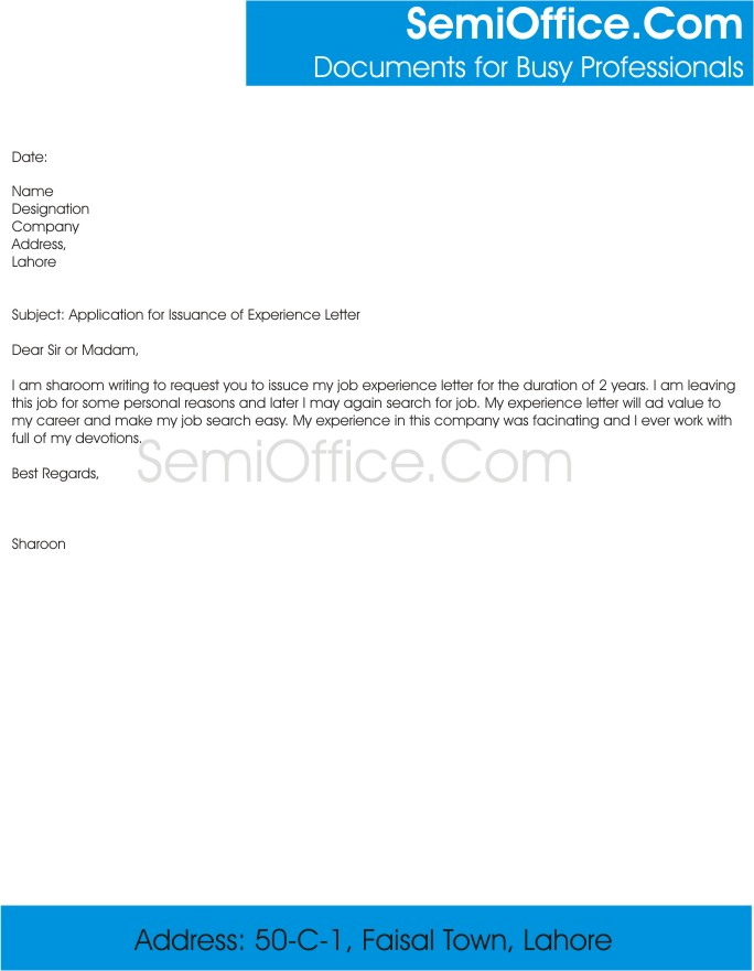 application letter for administrative officer with no experience