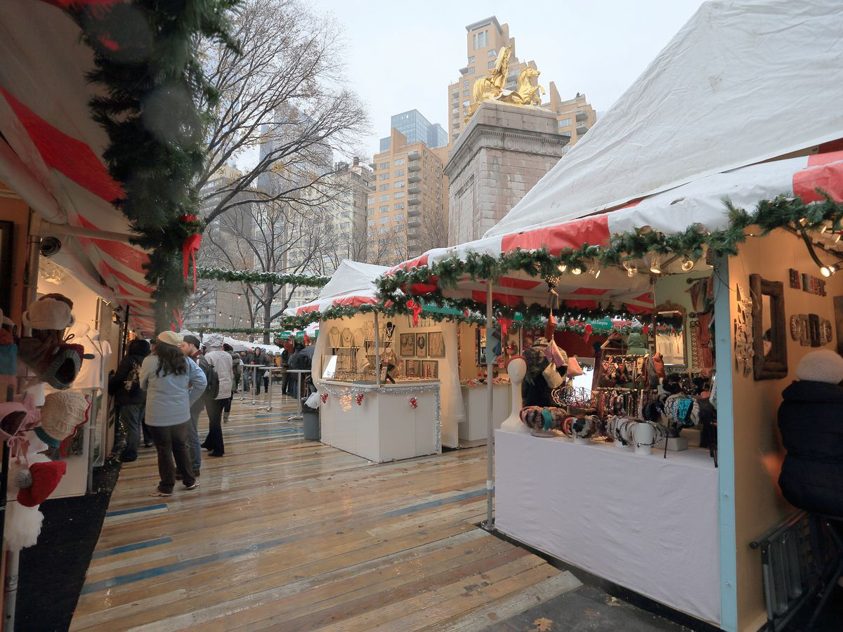 union square holiday market application