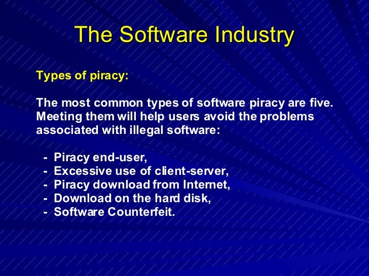 two types of application software