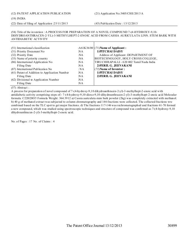 divisional patent application in india
