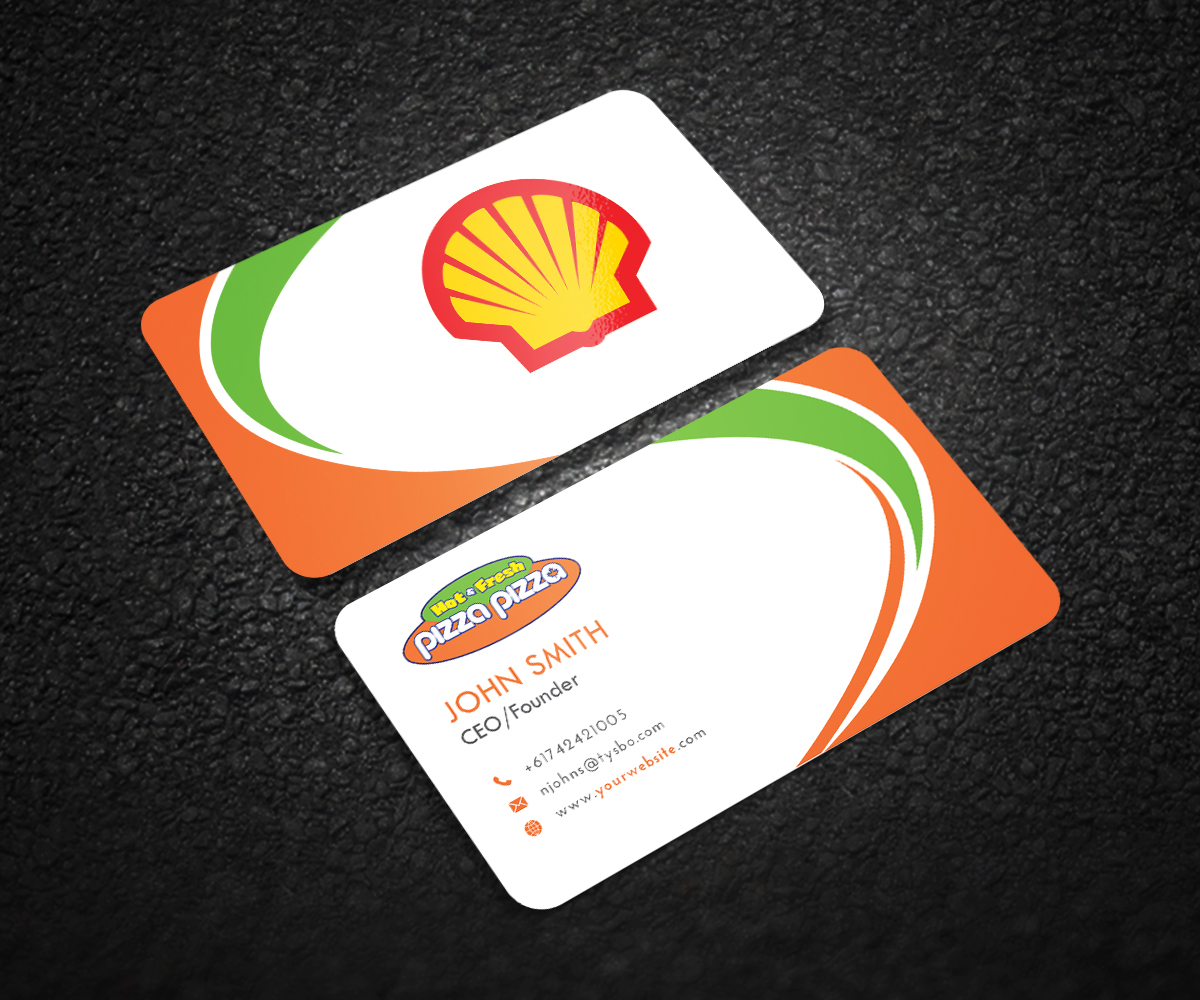 shell business gas card application