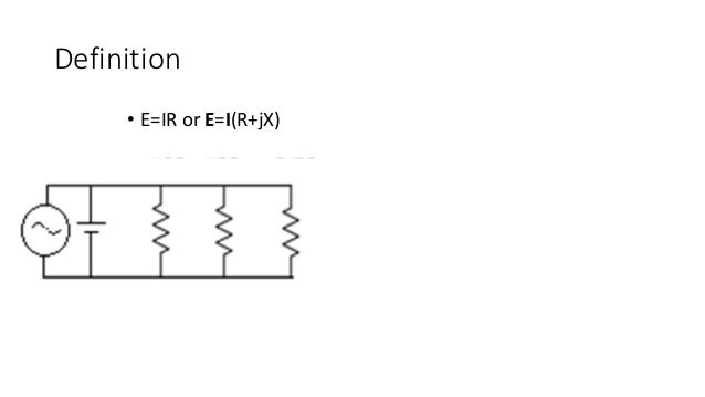 grounding resistance for domestic application