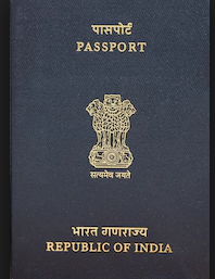 lost passport application reference number