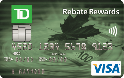 td canada trust student credit card application