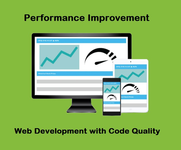 web application performance improvement techniques